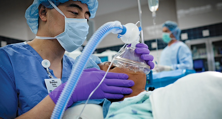 Anaesthesia Face Masks Bd